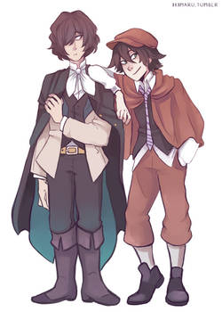 Bungou Stray Dogs [commission]
