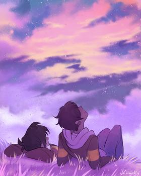 Stargazing Klance