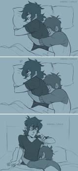 Sleepover - part 2