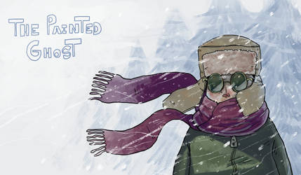 The Painted Ghost: Web Comic, UPDATE ONE