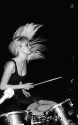 Karla Drums by HALLUZINOGEN