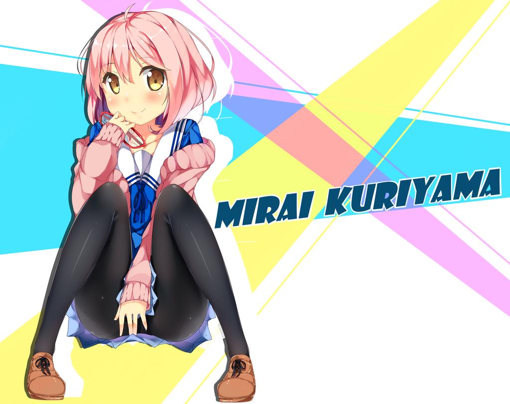FAN ART - Mirai Kuriyama by Gendo0032
