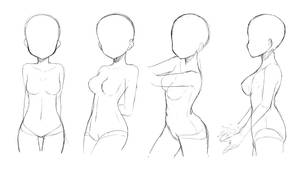 Training Pose 1~
