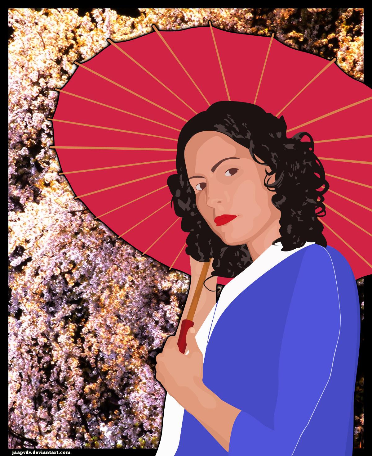 Kimono by JaapvdV