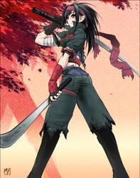Shiki, oni samurai