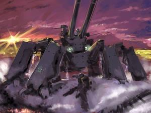 crawling artillery