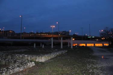 Alkony, Budapest, Florian ter - Nightfall