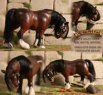 'My Gentled Pony' by ElreniaGreenleaf