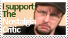 Nostalgia Critic stamp by Tartly-Sweet