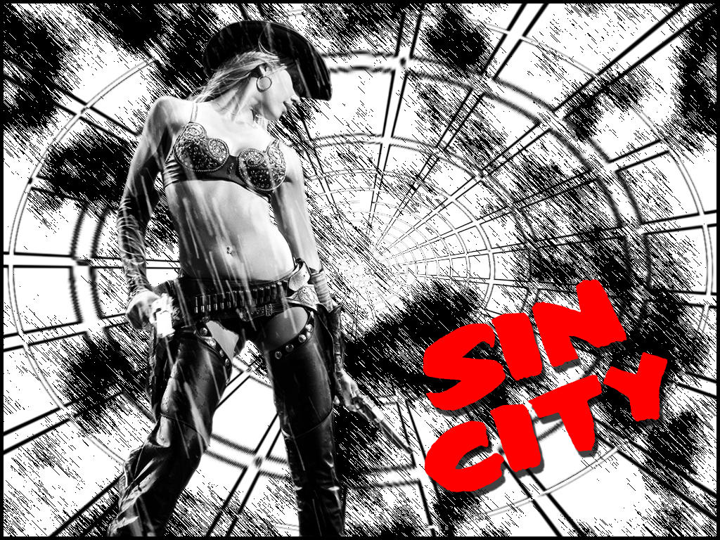 an analysis of the movie sin city Sin city: analysis within the first few seconds of the opening scene, we see a high angle long shot, overlooking new york city, from a roof the shot allows the audience to see the film is going to be set in a bustling city, such as new york.