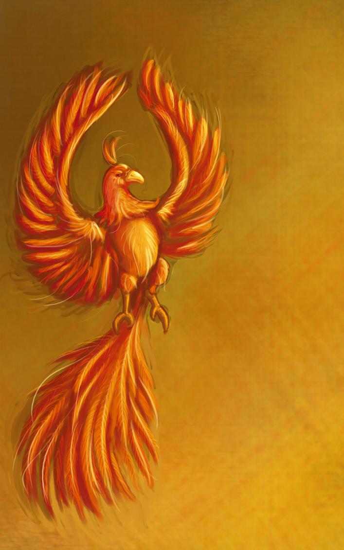 Phoenix - Painting