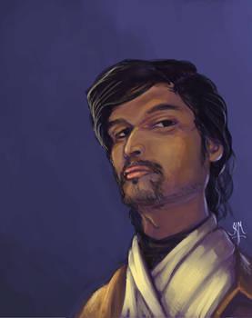 Self Portrait - 3 - Jedi