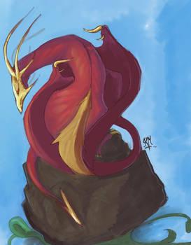 Dragon On Top