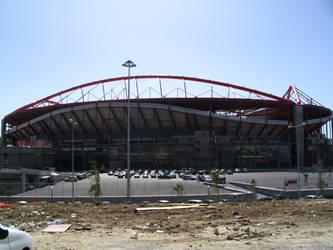 Estadio da Luz by RavenMaster by RavenMaster