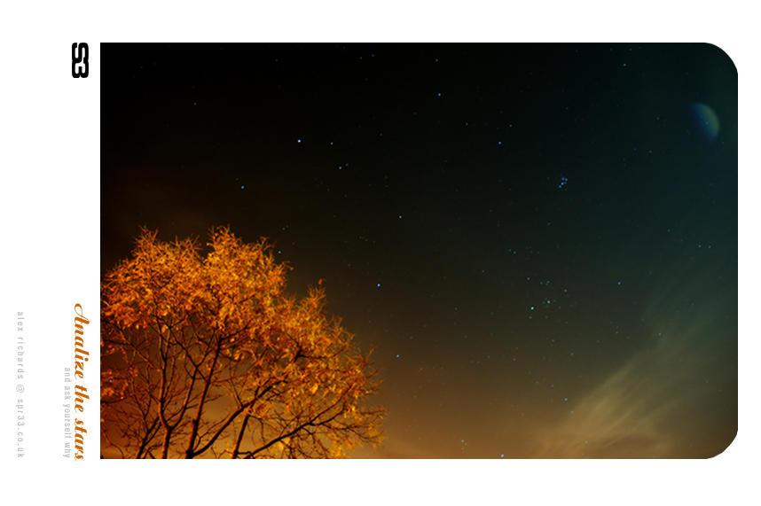 Analize the Sky. by spr33