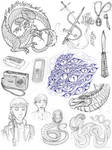 3-5-15 Art Dump Collage