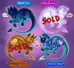 Fantasy Dragon Cat Adopts 2 (ONE LEFT)