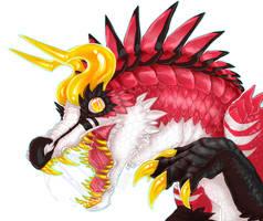 Kaiju Attack!! by Lucieniibi