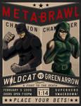 Wildcat vs. Green Arrow