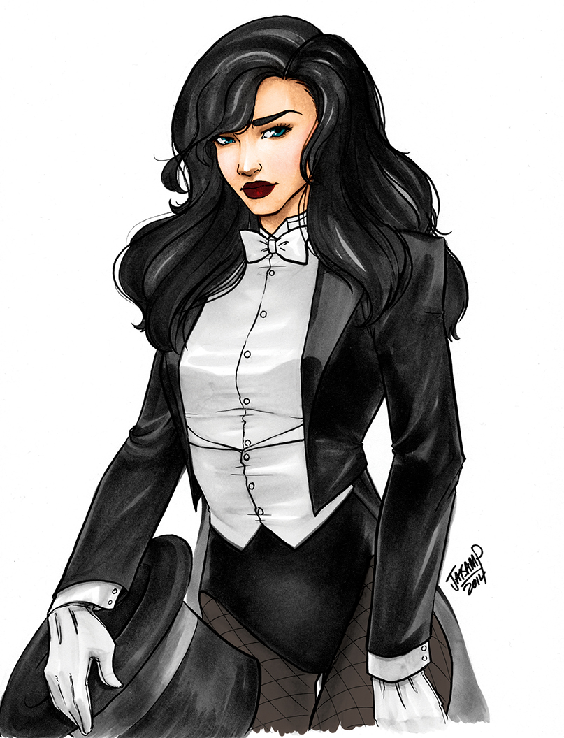 zatanna dc wallpaper - photo #31