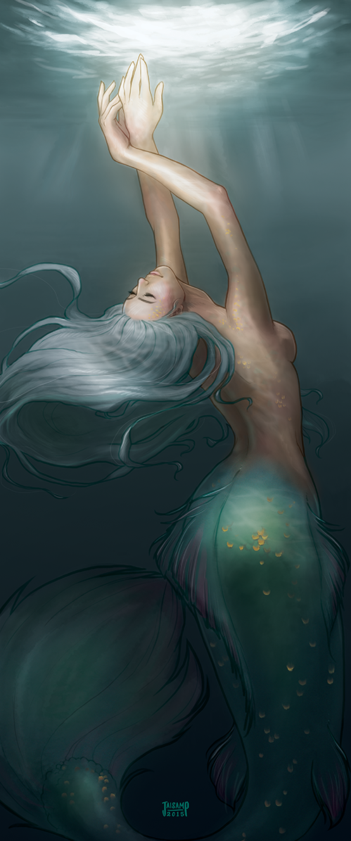 Mermaid Dancer by jaisamp