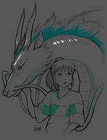 Spirited Away by jaisamp