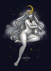 Moon Tarot by jaisamp