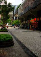 Street of Hong Kong by HecateAn