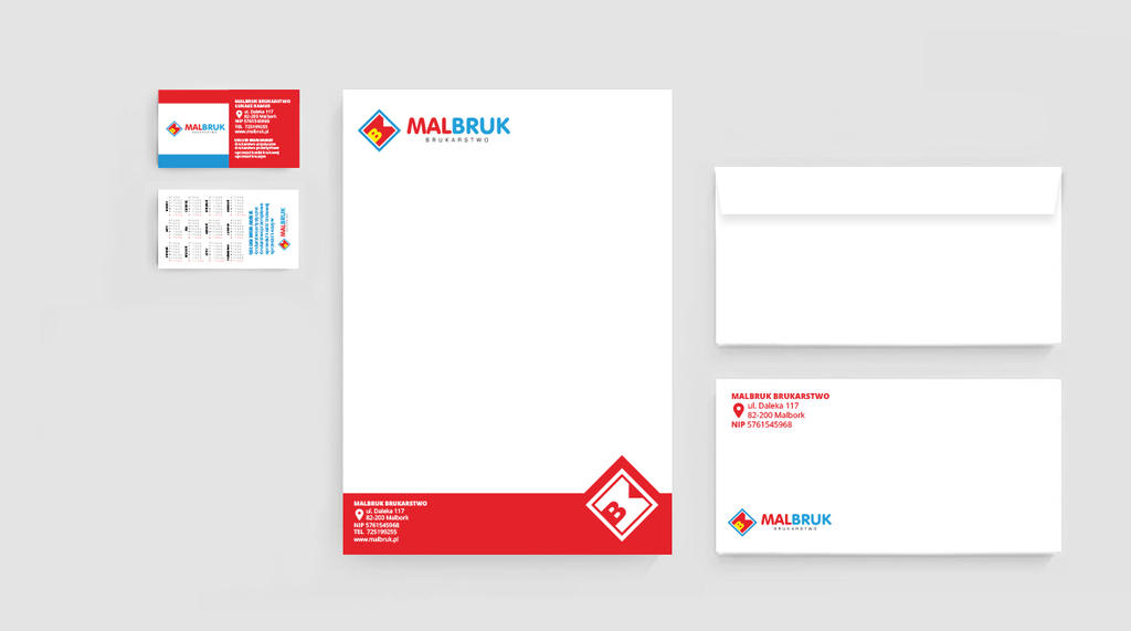 Malbruk design by czakkk