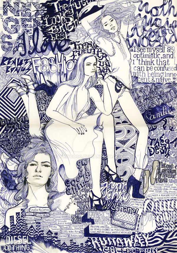 FashionTypo by lurycoco