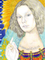 Gothic Maria by lurycoco