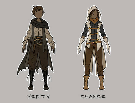 Verity and Chance