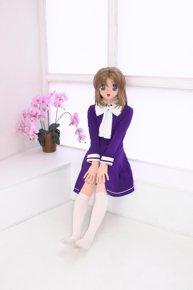 Nonohara Yui kigurumi by doller98-TAKA