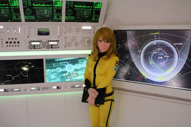 The Central Operation Room in YAMATO