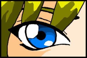 d eye....hek3.... by kaijee