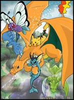 My Pokemans by SMeadows