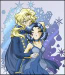 Princess Mercury and Zoicite