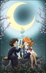 Moonlight Melvin by SMeadows
