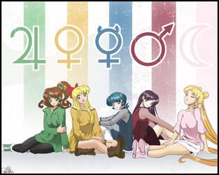 Girls by SMeadows