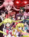Sailor Moon Crystal Black Moon