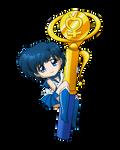 Sailor Mercury Wand