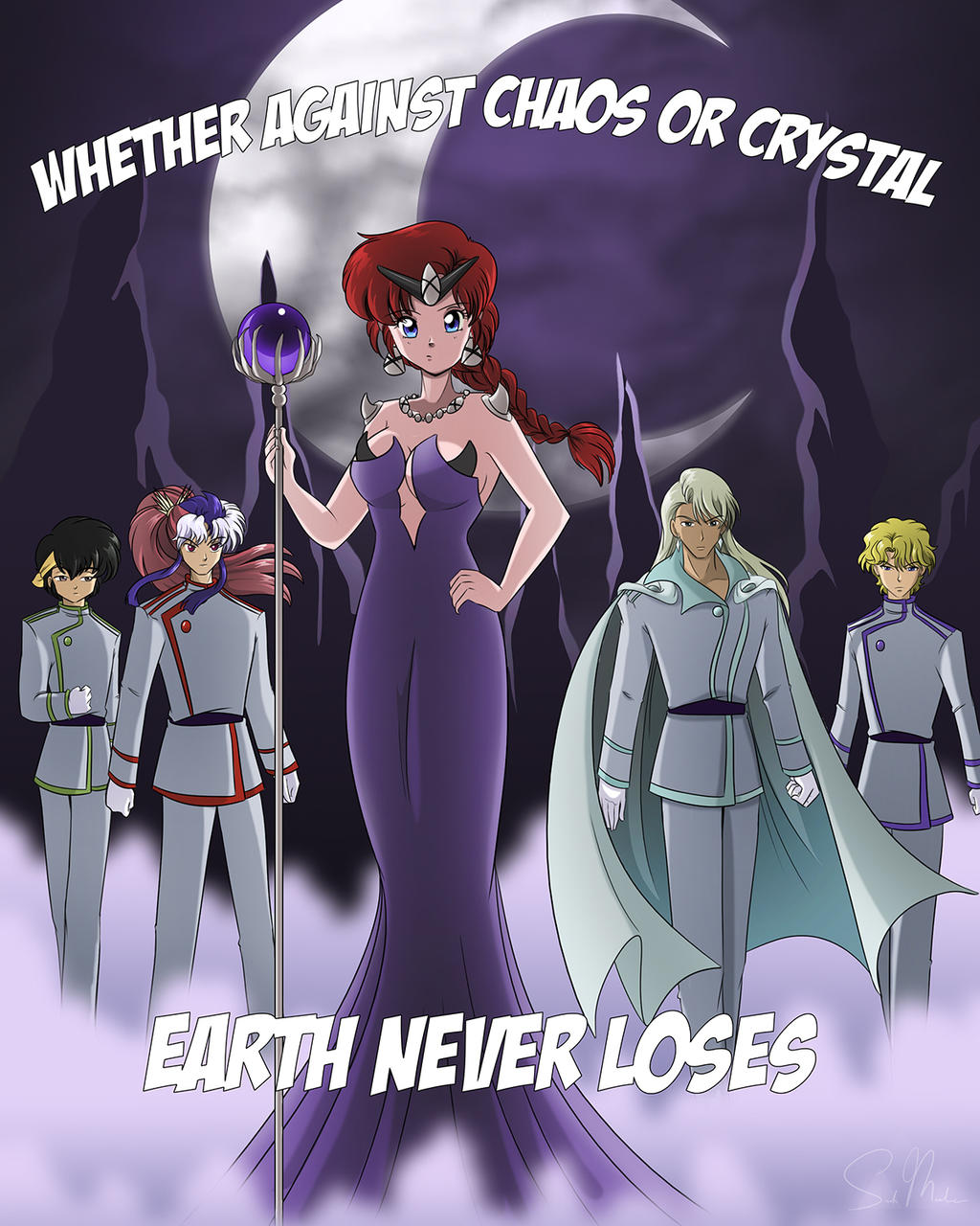 Earth Never Loses by SMeadows
