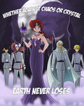 Earth Never Loses
