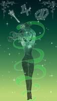 Sailor Jupiter Lockscreen by SMeadows