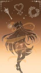 Sailor Venus Lockscreen