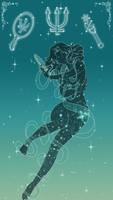 Sailor Neptune Lockscreen by SMeadows