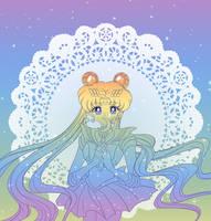 Sailor Moon by SMeadows
