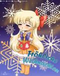 Frohliche Weihnachten Sailor Venus 2019