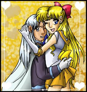 Kunzite and Venus