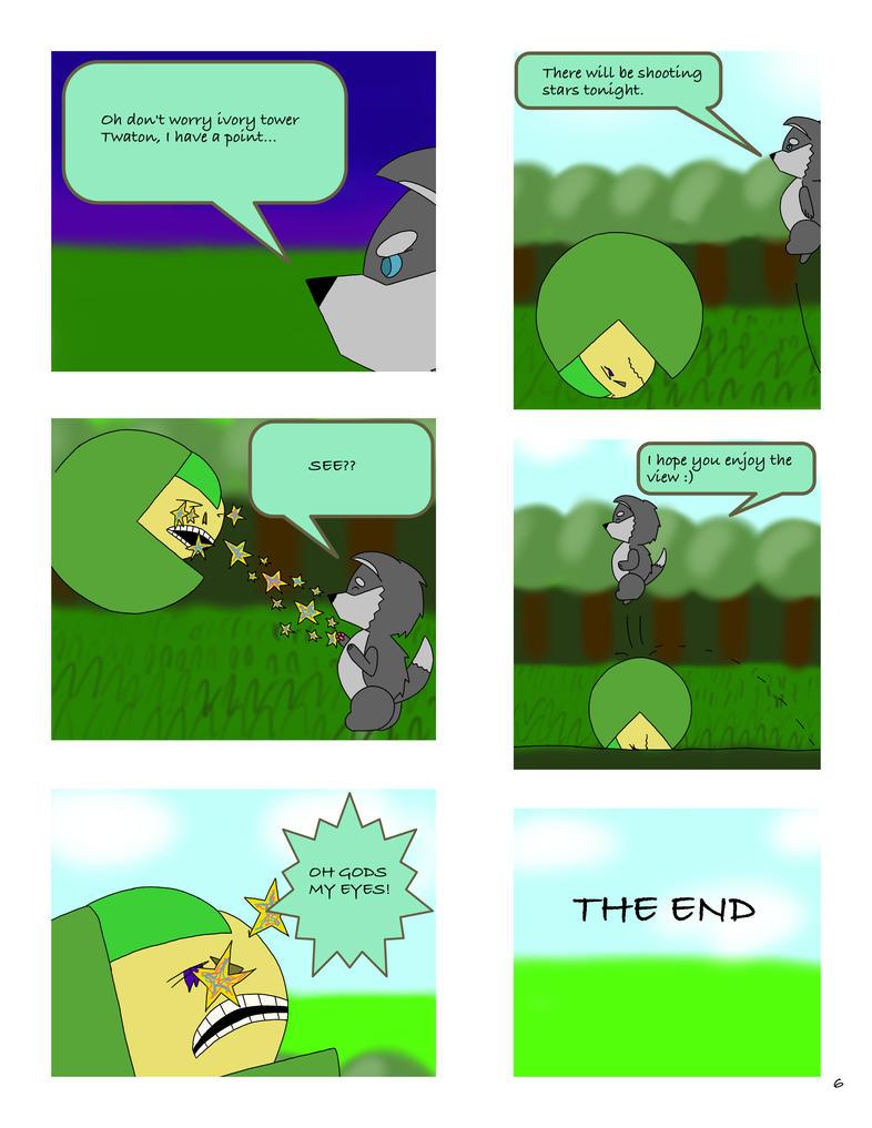 Comic page 6 by DavidGilliam925
